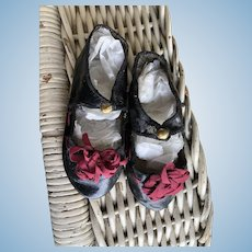 Depose Alert siz 12 French Doll Shoes!