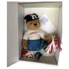 Annette Funicello Teddy Bear As Annette mint in box!