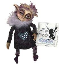 Marca Fabulous Fantasy Artist Rare Sally!