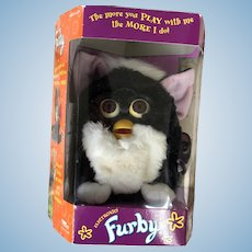 Never Opened  Furby tiger