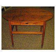 Antique Shenandoah Valley Virginia Table
