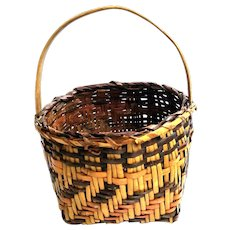 Old Cherokee Basket