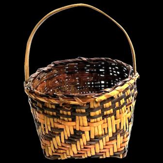 Old Cherokee Basket