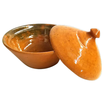 Earthenware Small Bowl