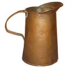 Early Copper Measure North Carolina
