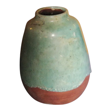 Jugtown Pottery Chinese Blue