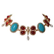 K. J. L. Opulent Necklace