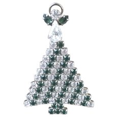 Kirks Folly Angel Top Christmas Tree Pin