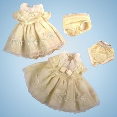 Betsy McCall Birthday Party Dresses