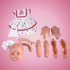 Nancy Ann Muffie Doll Never Factory Assembled