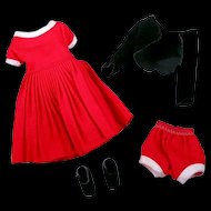 Betsy McCall Holiday Outfit by American Character