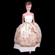 Titian Swirl Barbie with Gold Stand, OSS and More