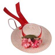 Wendy Alexander-Kins Hat by Madame Alexander