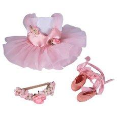 Vintage Alexander-Kins Wendy Ballerina Costume