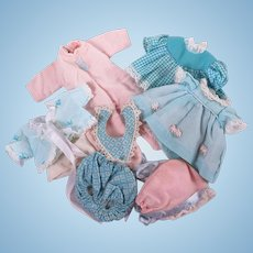 Vintage Baby Doll Clothing