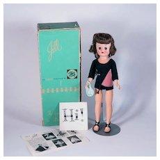 Vogue Jill High Heel Fashion Doll in Pristine Condition