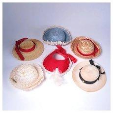 Nancy Ann Muffie Original Hats from the 1950's