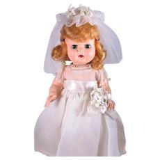 """10"""" Debbie Doll by Nancy Ann Storybook Doll Company"""