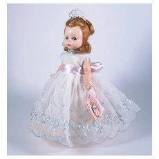 Madame Alexander 1956 Southern Belle Alexander-Kins doll Redressed