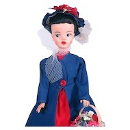 HTF Mary Poppins Reliable Toy Co. of Canada Friend of Tammy