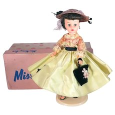 First Year Miss Nancy Ann Boxed Doll #332 High Fashion Styles Garden Party