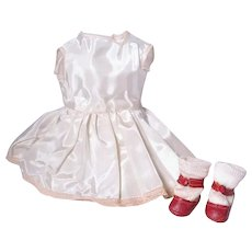 American Character Sweet Sue Original Petticoat and Center Snap Shoes