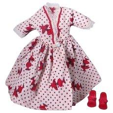 Little Miss Revlon Lantern Dress by Ideal