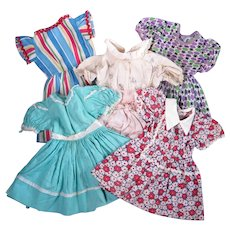 1950's Dresses from Young Girl Dolls