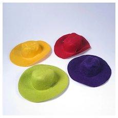 Vogue Ginny Cowboy Cowgirl Hats