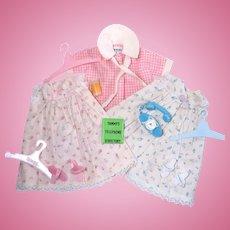 Ideal Tammy Pak Sleepwear by Ideal