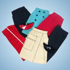 Tammy Pak Slacks and Skirts by Ideal