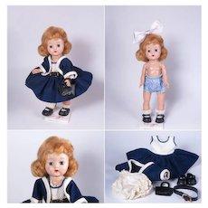 Cosmopolitan Ginger in Original Outfit