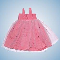 Vintage Gown for Larger Dolls