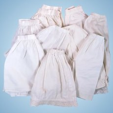 Vintage Slips and Pantaloons