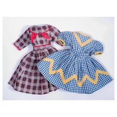 Vintage Dresses for Medium Sized Dolls