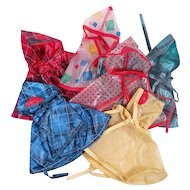 """Vintage Raincoat Variations for 8"""" Ginny by Vogue"""