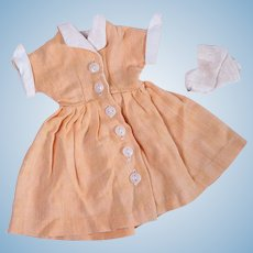 1950's Dress for Medium Sized Dolls
