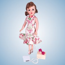 Vintage Simplicity Dress, Shoes and Accessories for Shari Lewis by Madame Alexander