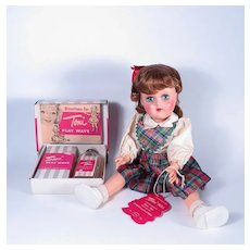 Ideal Toni Doll with Accessories