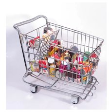 """Grocery Shopping Day for 17 - 20"""" Dolls Ships for Free"""