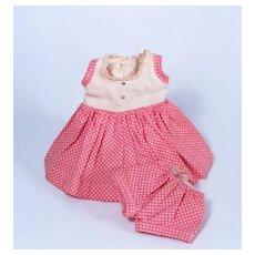 1953 Alexander-Kins Original Outfit by Madame Alexander