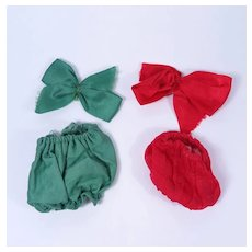 Vogue Ginny Original Bloomers and Hair Bows