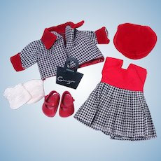 """HTF 8"""" Ginger Outfit by Cosmopolitan"""