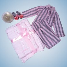 Spa and Pajama Set for Cissy and Others