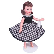 """Vintage Outfit for 9"""" Fashion Doll"""