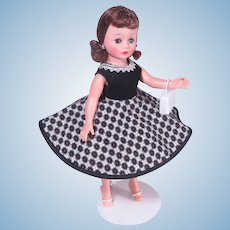 "Vintage Outfit for 9"" Fashion Doll"