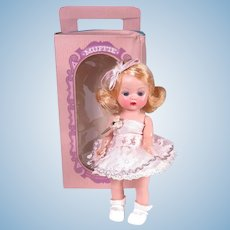 Rare Wide-Legged Muffie Walker Doll in Fairytale Display Box