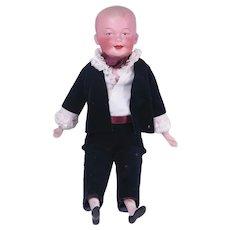 Gebruder Heubach Boy's Head on Replacement Body