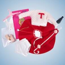 Ideal Tammy Cheerleader Outfit