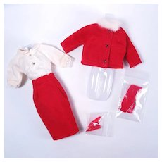 Barbie Clone Winter Suit and Accessories